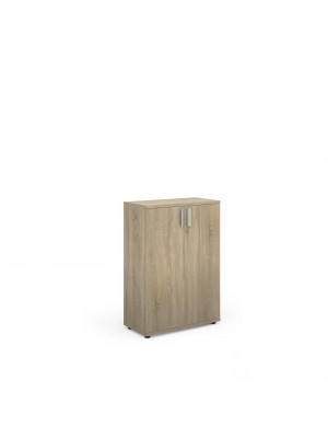 Magnum low cupboard 1130mm high - light oak