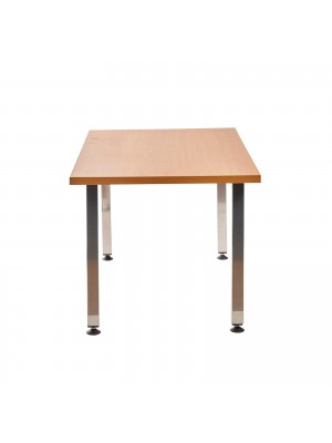 Helsinki rectangular wooden reception table
