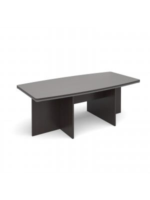 Magnum conference table 2100mm x 1000mm - dark oak