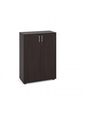 Magnum low cupboard 1130mm high - dark oak