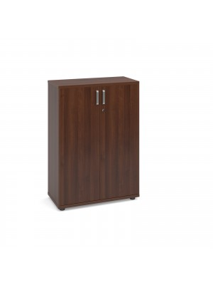 Magnum low cupboard 1130mm high - american walnut