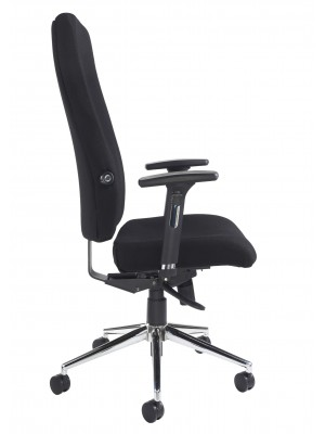Mode 400 contract high back managers chair - black