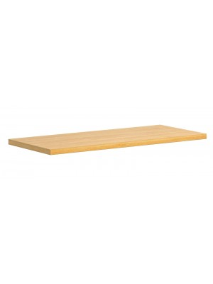 Economy bookcases extra shelf - oak