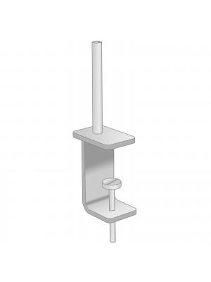 Universal screen brackets for desktops 15mm-36mm (pair)